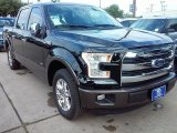 2016 Shadow Black Ford F150 Lariat SuperCrew #113614799