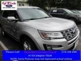 2016 Ingot Silver Metallic Ford Explorer Limited #113614784