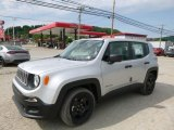 2016 Glacier Metallic Jeep Renegade Sport #113615000