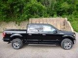 2016 Shadow Black Ford F150 XLT SuperCrew 4x4 #113614853