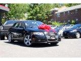 2008 Brilliant Black Audi A4 3.2 Quattro S-Line Sedan #113614643