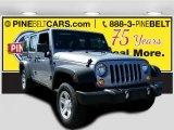 2016 Billet Silver Metallic Jeep Wrangler Unlimited Sport 4x4 RHD #113614718