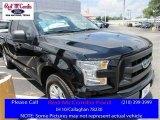 2016 Shadow Black Ford F150 XL SuperCab #113650958
