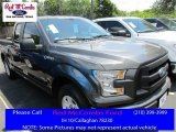 2016 Magnetic Ford F150 XL SuperCab #113650957