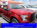 2016 Ruby Red Ford F150 XLT SuperCrew #113650956
