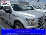 2016 Ingot Silver Ford F150 XLT SuperCab #113650946