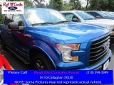 2016 Blue Flame Ford F150 XLT SuperCrew #113650963