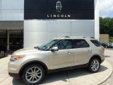 2011 Gold Leaf Metallic Ford Explorer Limited 4WD #113651034
