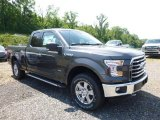 2016 Magnetic Ford F150 XLT SuperCab 4x4 #113666328