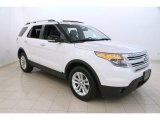 2014 White Platinum Ford Explorer XLT 4WD #113670338