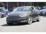 2017 Magnetic Ford Fusion SE #113670237