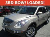 2010 Gold Mist Metallic Buick Enclave CXL AWD #113687342