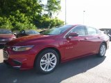 2016 Crystal Red Tintcoat Chevrolet Malibu LT #113687489