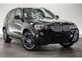 BMW X3 Data, Info and Specs