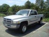 2001 Bright Silver Metallic Dodge Ram 1500 SLT Club Cab 4x4 #11355677
