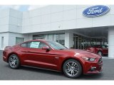 2016 Ruby Red Metallic Ford Mustang GT Coupe #113713416