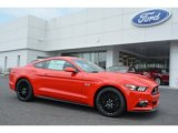2016 Race Red Ford Mustang GT Coupe #113713415