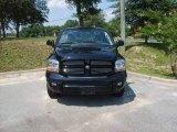 2006 Brilliant Black Crystal Pearl Dodge Ram 1500 Sport Quad Cab #11346310