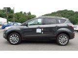 2017 Magnetic Ford Escape Titanium 4WD #113713454