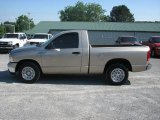 2005 Light Almond Pearl Dodge Ram 1500 ST Regular Cab #11351363