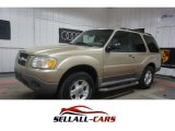 2003 Harvest Gold Metallic Ford Explorer Sport XLT 4x4 #113713197