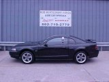 2001 Black Ford Mustang GT Coupe #11355975