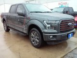 2016 Magnetic Ford F150 Lariat SuperCrew 4x4 #113742657