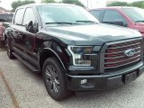 2016 Shadow Black Ford F150 Lariat SuperCrew #113742648