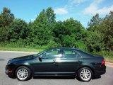 2010 Tuxedo Black Metallic Ford Fusion SEL V6 #113742596