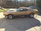 1970 Ford Mustang Gold Priza Teek