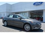 2017 Magnetic Ford Fusion SE #113742782