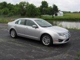 2010 Brilliant Silver Metallic Ford Fusion SEL #11354763