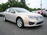 2010 Smokestone Metallic Ford Fusion SE #11349253