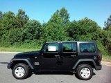 2016 Black Jeep Wrangler Unlimited Sport 4x4 RHD #113768348