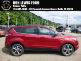 2017 Ruby Red Ford Escape SE 4WD #113768569