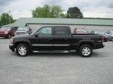 2005 Onyx Black GMC Sierra 1500 SLE Crew Cab 4x4 #11351372