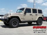 2016 Mojave Sand Jeep Wrangler Unlimited Rubicon Hard Rock 4x4 #113768626