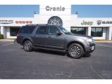 2015 Magnetic Metallic Ford Expedition EL XLT #113768718