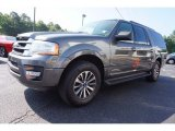 2015 Ford Expedition EL XLT Front 3/4 View