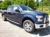 Blue Jeans Ford F150 in 2016