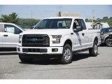 2016 Oxford White Ford F150 XL SuperCab 4x4 #113768618
