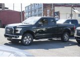 2016 Green Gem Ford F150 XLT SuperCab 4x4 #113768616