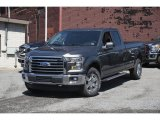 2016 Magnetic Ford F150 XLT SuperCab 4x4 #113768611