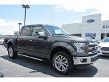2016 Magnetic Ford F150 Lariat SuperCrew 4x4 #113768605