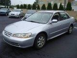 2002 Satin Silver Metallic Honda Accord EX Sedan #11351546