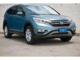 2016 Mountain Air Metallic Honda CR-V EX #113768683