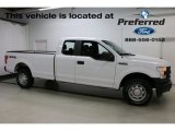 2016 Oxford White Ford F150 XLT SuperCab 4x4 #113768258