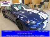 2016 Deep Impact Blue Metallic Ford Mustang Shelby GT350 #113803473