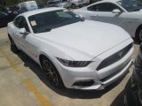 2016 Oxford White Ford Mustang EcoBoost Coupe #113815862