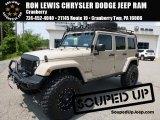 2016 Mojave Sand Jeep Wrangler Unlimited Sahara 4x4 #113818741